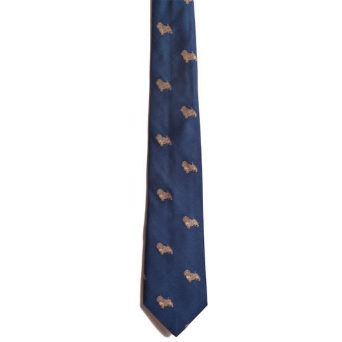Chipp Norfolk Terrier tie