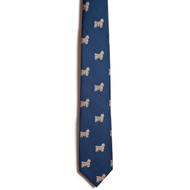 Chipp Norwich Terrier tie