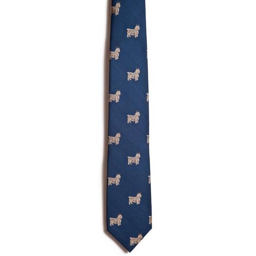 Chipp Norwich Terrier tie