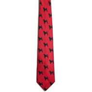 Chipp Portuguese Water Dog tie