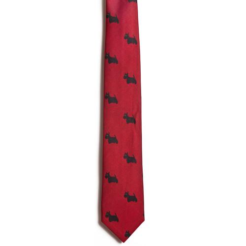 Chipp Scottish Terrier tie
