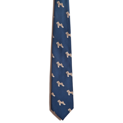 Chipp Softe Coated Wheaten Terrier tie