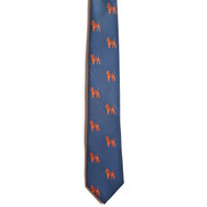 Chipp Welch Terrier tie