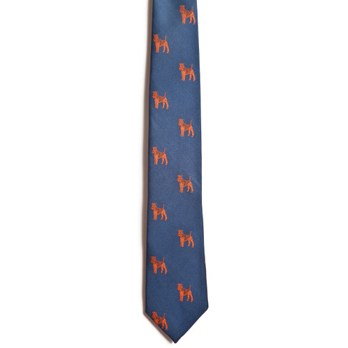 Chipp Welch Terrier tie