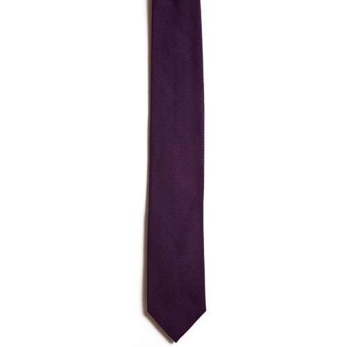 Chipp Purple Grenadine Tie