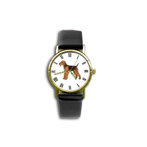 Chipp Airedale Terrier Watch