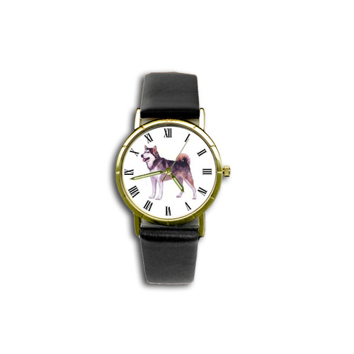 Chipp Alaskan Malamute Watch
