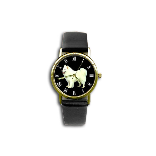 Chipp American Eskimo (Black Background) Watch