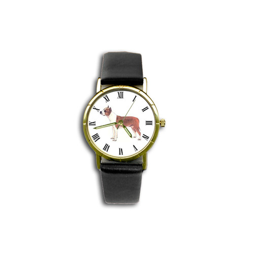 Chipp American Staffordshire Terrier Watch