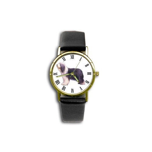 Chipp Bearded Collie Watch