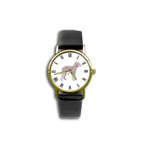 Chipp Bedlington Terrier Watch
