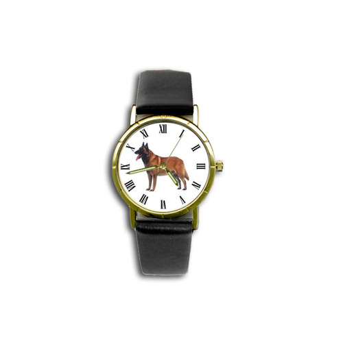 Chipp Belgian Malinois Watch