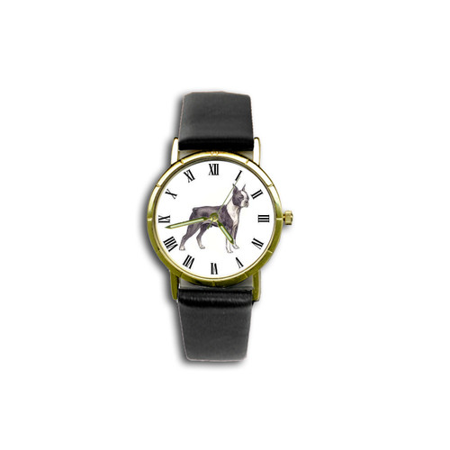 Chipp Boston Terrier Watch