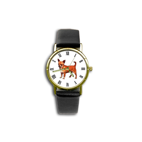 Chipp Chihuahua (Smooth) Watch