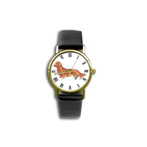 Chipp Dachshund (Long Hair) Watch