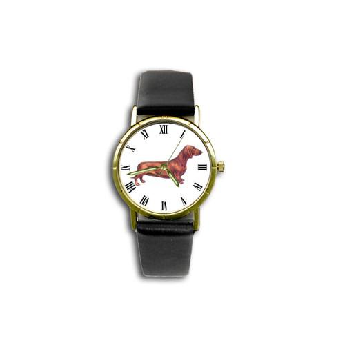 Chipp Dachshund (Smooth) Watch