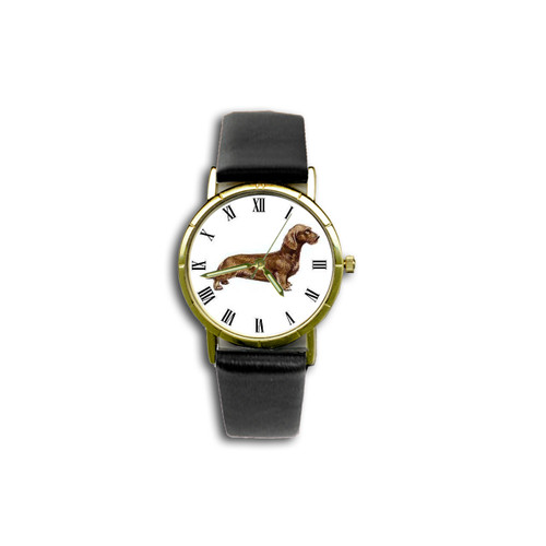 Chipp Dachshund (Wirehaired) Watch
