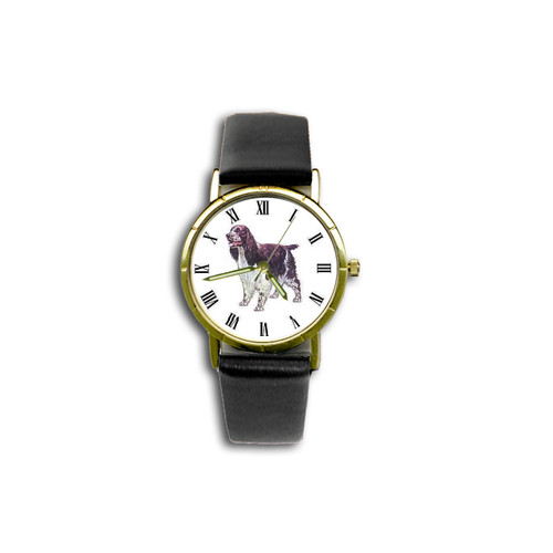 Chipp English Springer Spaniel (Liver And White) Watch