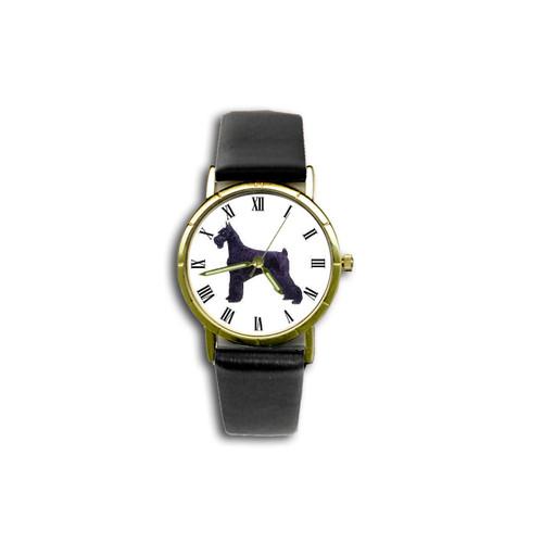 Chipp Giant Schnauzer Watch