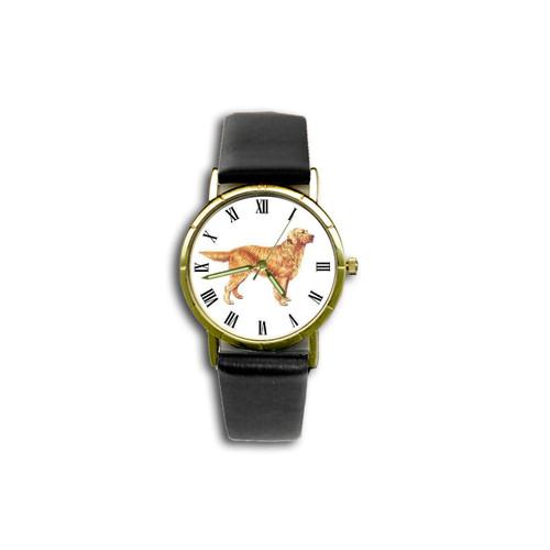 Chipp Golden Retriever Watch