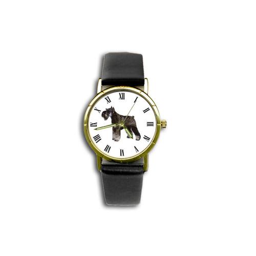 Chipp Miniature Schnauzer Watch