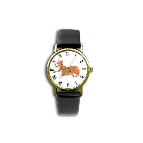 Chipp Pembroke Welsh Corgi Watch