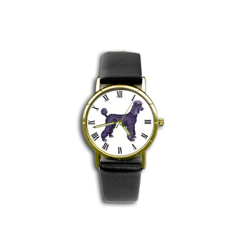 Chipp Poodle (Black) Watch