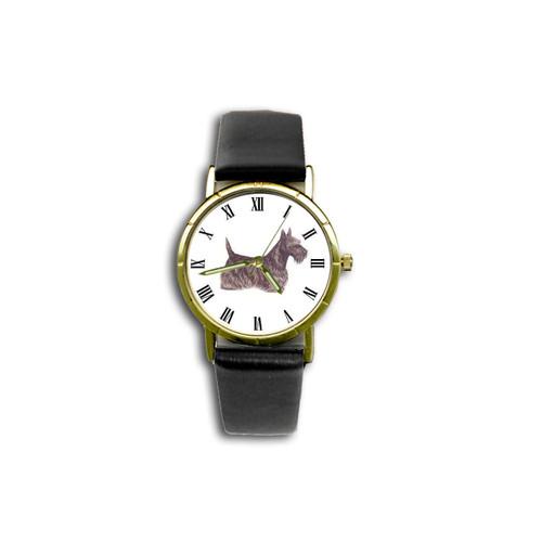 Chipp Scottish Terrier Watch