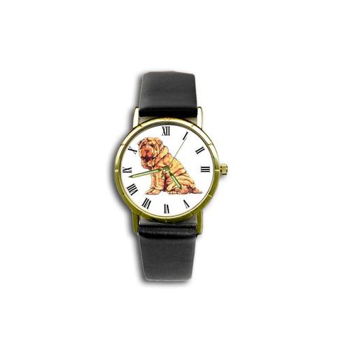 Chipp Shar Pei Watch