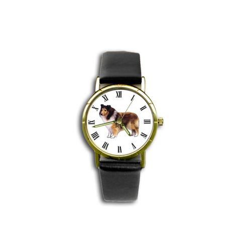 Chipp Shetland Sheepdog Watch