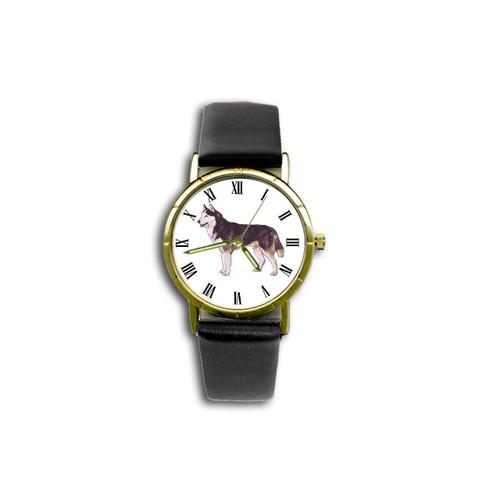 Chipp Siberian Husky Watch
