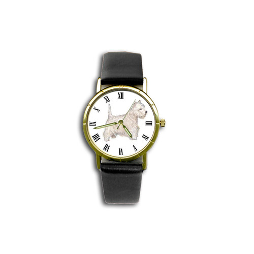 Chipp West Highland White Terrier Watch