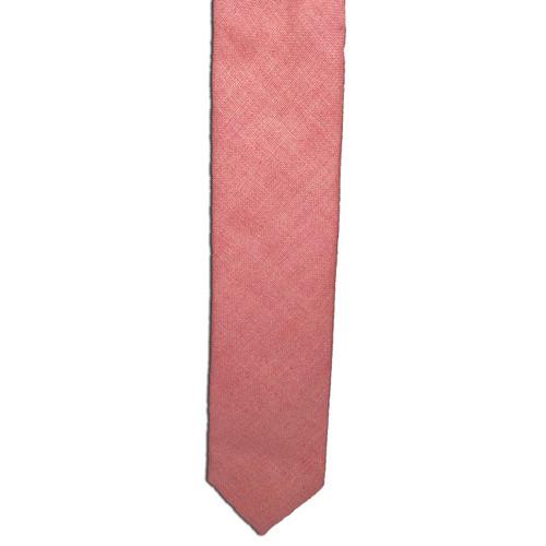 Pink Silk Matka Tie