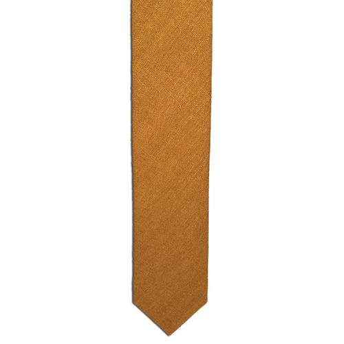 Gold Silk Matka Tie