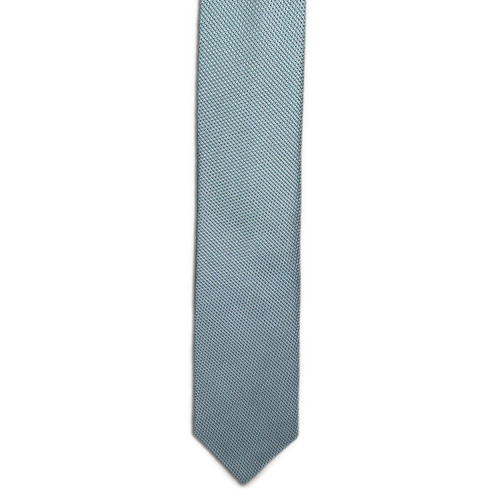 Chipp powder blue grenadine necktie