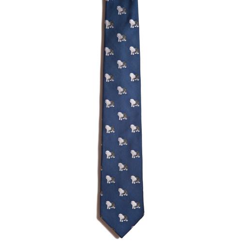 Chipp Old English Sheepdog tie