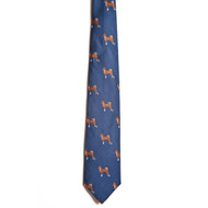 Chipp Basenji tie