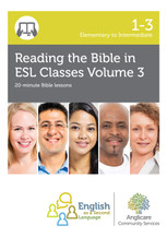 Reading the Bible in ESL Classes Vol 3 (Digital copy only)