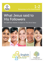 What Jesus Said to his Followers (Digital copy only)
