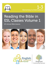 Reading the Bible in ESL Classes Vol 1 (Digital copy only)
