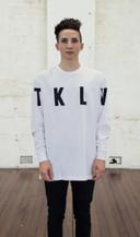 TKLV Long Sleeve - White