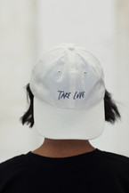 Take Love Cap - White