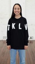 TKLV Long Sleeve - Black