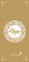 Gift of Hope - $75.00 - GOLD