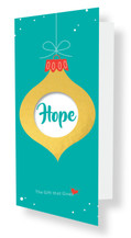 Gift of Hope - $75.00 - TEAL