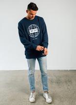Globe Jumper - Navy