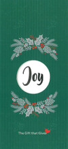 Gift of Joy - Green - Your choice $