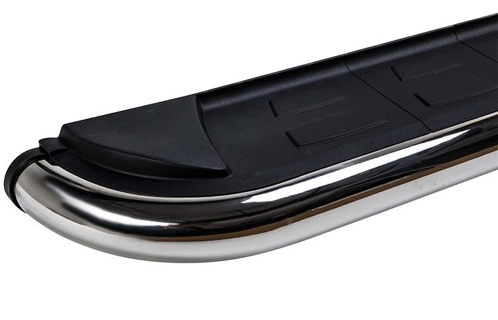 Calibre BLACK High Quality Side Step, OEM Running Board