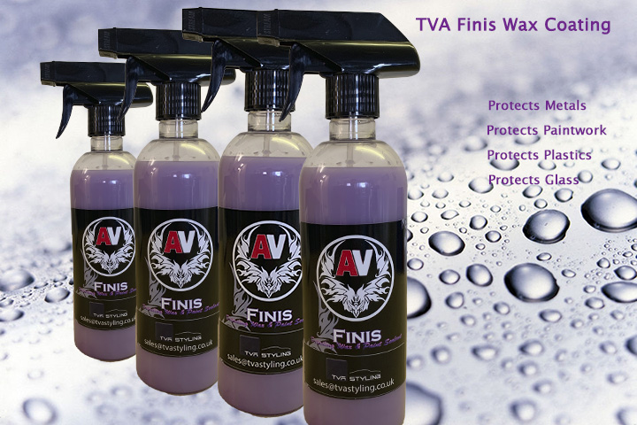 TVA Styling Finis Spray Wax Coating