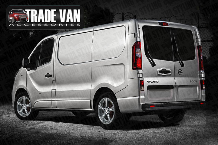 "Our Vauxhall Vivaro 2014-on 18"" alloy wheels really enhance the styling of your Vivaro 2014-on . Beautifully formed with superior design. Load rated. Buy online at Trade van Accessories."